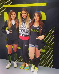 Nike Pacer: Kumsal ve Zeynep ile..
