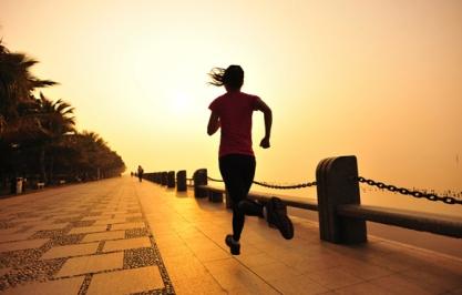 timing your run