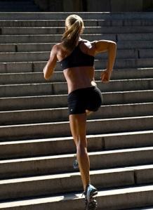 stair-running