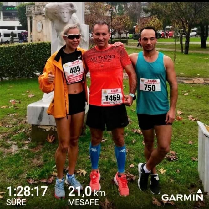 Adana Yarı Maratonu